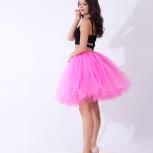 женские юбки пачки из фатина ярко розовая, Санкт-Петербург
