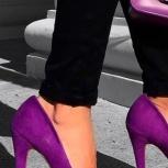 Туфли Лабутены Фиолетовые, Санкт-Петербург
