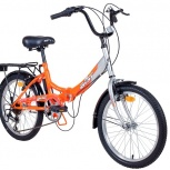 велосипед АИСТ 20 2.0 7-скоростей (Shimano) (Минский велозавод), Санкт-Петербург