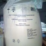 "Сода кальцинированная марка ""А"" 1000 кг меш. (""Бигбэг)"" ГОСТ 5100-85, Санкт-Петербург"