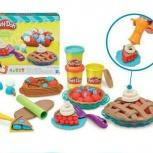 Ягодные тарталетки набор для лепки Play-Doh от Hasbro, Санкт-Петербург