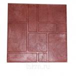 Плитка песчано-полимерная SteinHof-H 330x330x38, Санкт-Петербург