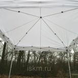 Тентовый шатер для улицы 3х6,1х2,9м, Санкт-Петербург