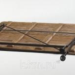Стол прямоугольный кованый, Санкт-Петербург