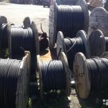Куплю кабель, куплю провод не в лом с хранения остатки обрезки, Санкт-Петербург