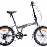"АИСТ велосипед Compact 1.0  ""Superflex-7"" (Минский велозавод), Санкт-Петербург"