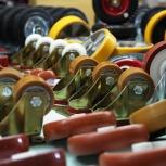Колеса и колесные опоры для тележек платформенных и тачек, Санкт-Петербург
