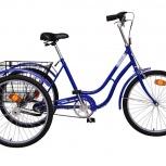 Велосипед Аист трехколесный для взрослых грузовой (Минский велозавод), Санкт-Петербург