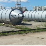 Силоса для сыпучих материалов., Санкт-Петербург