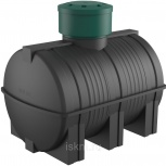 Емкости для подземного хранения воды D3000, Санкт-Петербург