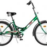 Велосипед АИСТ складной 24-201, Санкт-Петербург