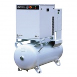 Cпиральный компрессор REMEZA КС3-8-270АД с холодильным осушителем, Санкт-Петербург