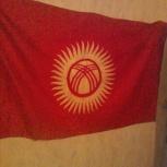 Флаг Кыргыстана, Санкт-Петербург